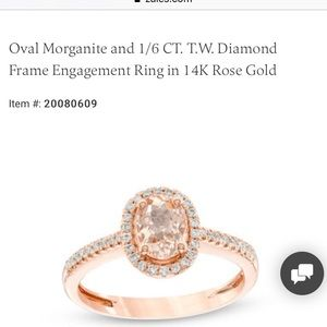 Rose gold rings size 6.5 and 7